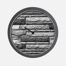 Siding 8 Wall Clock