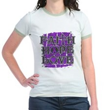 Pancreatic Cancer Faith Hope Love T