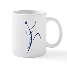 Martial Artist (Blue) - Mug