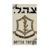 Idf sticker Stickers