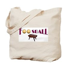 Tote Bag - (For Her) Foosball Goddess