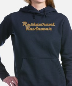 Restaurant Reviewer Hooded Sweatshirt