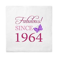 Fabulous Since 1964 Queen Duvet