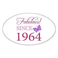 Fabulous Since 1964 Decal