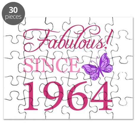Fabulous Since 1964 Puzzle