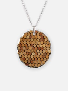Wine Corks 6 Necklace