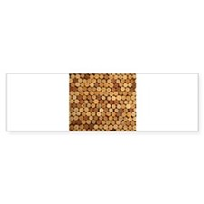Wine Corks 6 Bumper Bumper Sticker