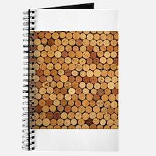 Wine Corks 6 Journal