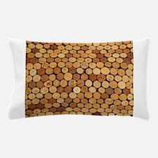 Wine Corks 6 Pillow Case