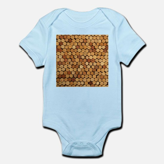 Wine Corks 6 Body Suit