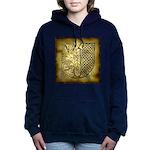 Celtic Letter J Hooded Sweatshirt