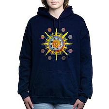 Celtic Stargate Hooded Sweatshirt
