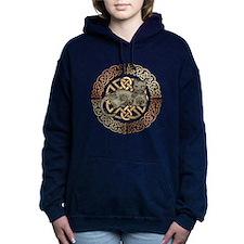 Celtic Cat Hooded Sweatshirt