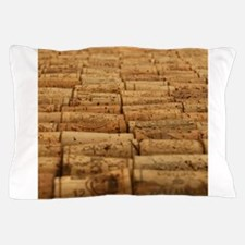 Wine Corks 4 Pillow Case