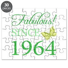 Fabulous Since 1964 Puzzle