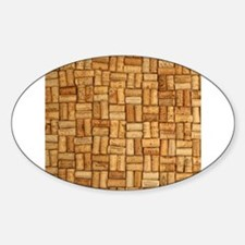 Wine Corks 3 Decal
