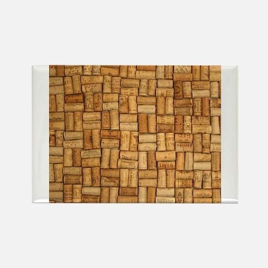 Wine Corks 3 Magnets