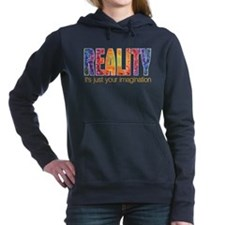 Reality Imagination Hooded Sweatshirt