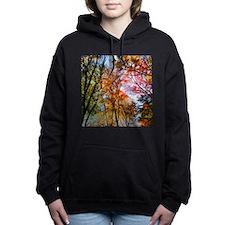 Autumn Trees Oil Painting Hooded Sweatshirt