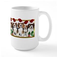 Christmas Beagles Mugs