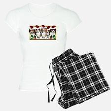Christmas Beagles Pajamas