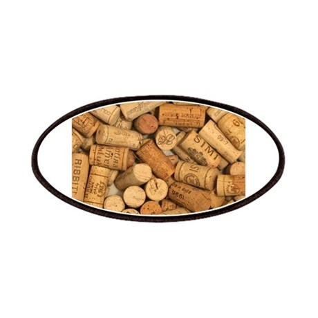 Wine Corks 1 Patches