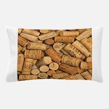 Wine Corks 1 Pillow Case
