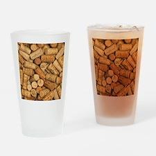 Wine Corks 1 Drinking Glass