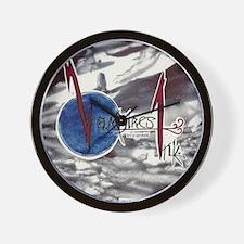 Vampire's Ink Wall Clock