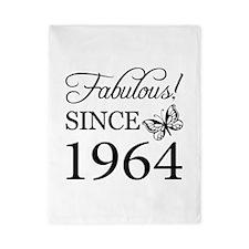Fabulous Since 1964 Twin Duvet