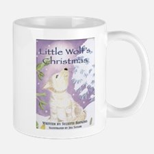 Little Wolf's Christmas mug