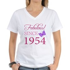 Fabulous Since 1954 Shirt