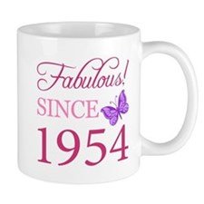 Fabulous Since 1954 Mug