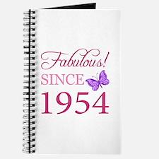 Fabulous Since 1954 Journal