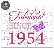 Fabulous Since 1954 Puzzle