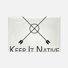 Keep It Native Magnets