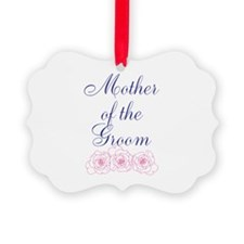 Mother Of The Groom Ornament