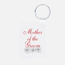 Mother of the Groom Keychains