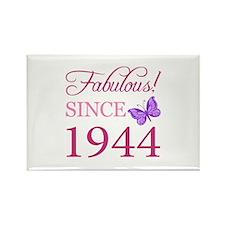 Fabulous Since 1944 Rectangle Magnet