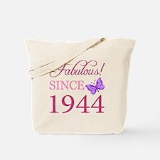 Fabulous Since 1944 Tote Bag