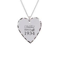 Fabulous Since 1934 Necklace