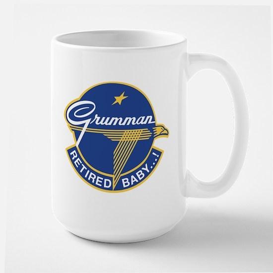 Grumman Retired Baby Mugs