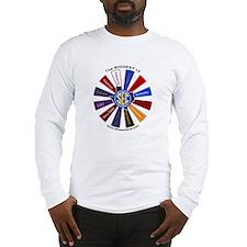 SEC Pinwheel - Large Long Sleeve T-Shirt