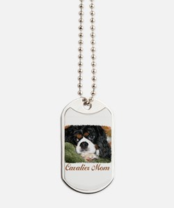 Cavalier Mom Dog Tags