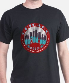 Chicago round T-Shirt