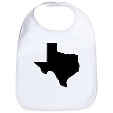 Texas - Black Bib