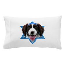 Hanukkah Star of David - Springer Pillow Case
