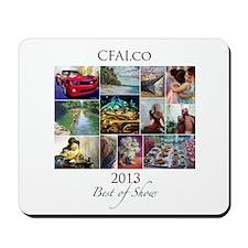 CFAI.Co 2013 Best Of Show Mousepad
