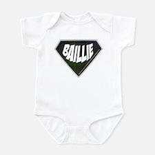 Baillie Superhero Infant Bodysuit