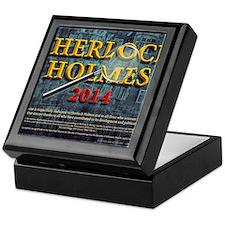 Sherlock Holmes 2014 calendar Keepsake Box